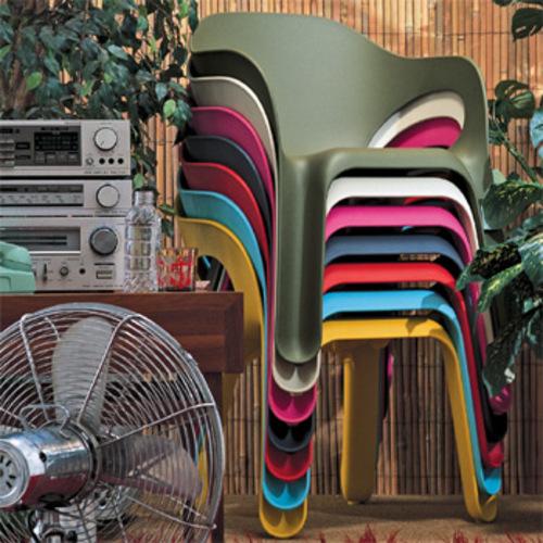 Magis easy chair stuhl kunststoffstuhl plastikstuhl for Plastikstuhl design