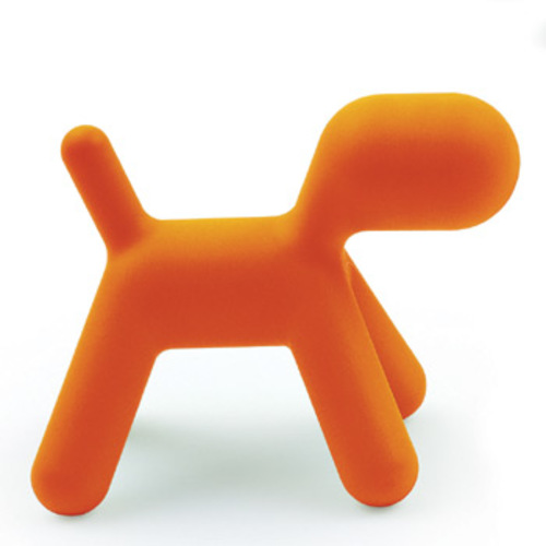 Puppy Extra Large abstrakter Hund - Magis me too Collection - Eero Aarnio Spielhund