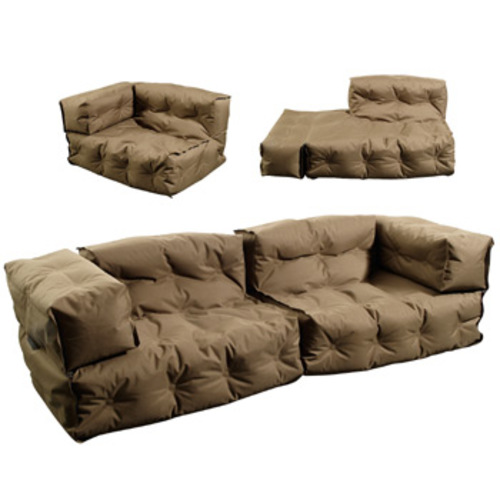 Couch II - Elmar Flötotto - Stefan Diez - Sofas & Lounger - Outdoor Sitzmöbel - Terrassenmöbel