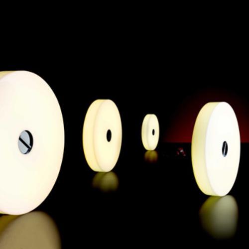 Button - Flos - Piero Lissoni - Stand- & Bodenleuchten - Lampen & Leuchten - Wohnen & Einrichten :  lamp lighting button light