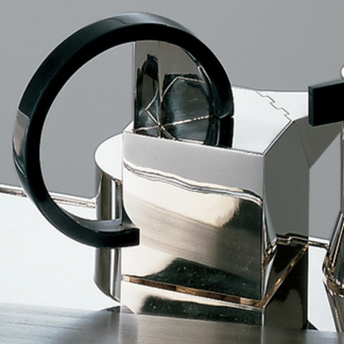 Tea & Coffee Piazza Hans Hollein - Officina Alessi - Hans Hollein Tee & Kaffeeservice