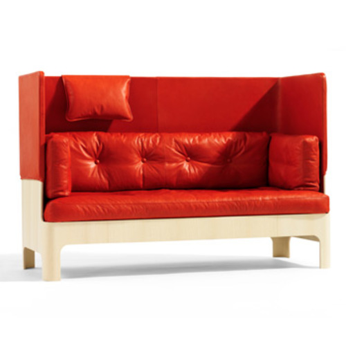 Koja Sofa S52L Low / S52H High - Bla Station - Fredrik Mattson Polstersofa