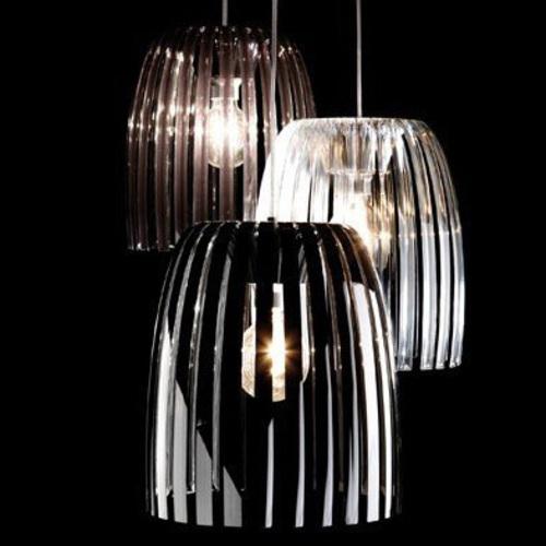 koziol josephine m schwarz solid pendelleuchte deckenleuchte 1930526. Black Bedroom Furniture Sets. Home Design Ideas