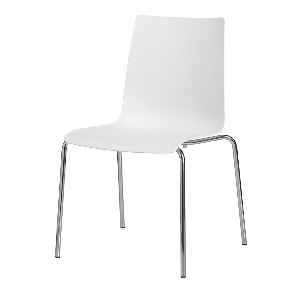 Magis chair one poliert aluminium konstantin grcic vier for Design stuhl hugo