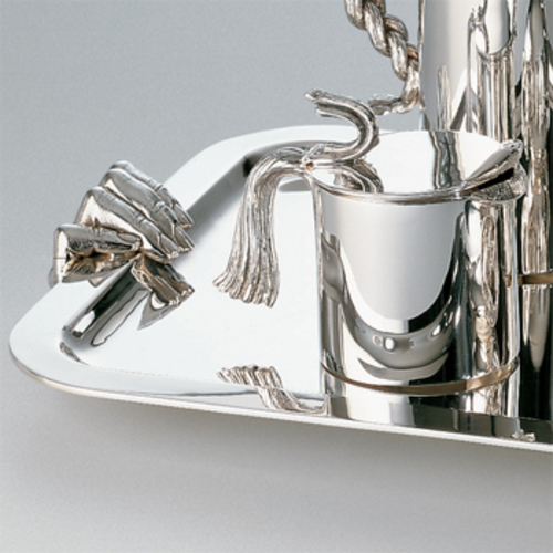 Tea & Coffee Piazza Stanley Tigerman - Officina Alessi - Stanley Tigerman Tee & Kaffeeservice