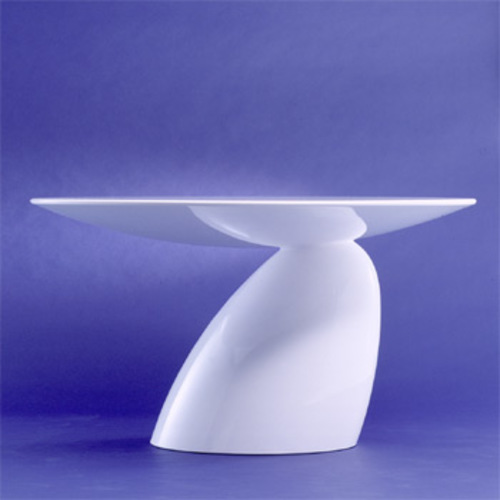 Eero Aarnio : Parabel Table (2001/ 02)  :  adelta parabel table parabel designer