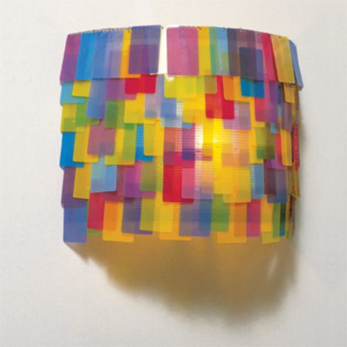 Heiko Bleuel : Light Colors WA  :  anthologie quartett colorful denmark textile