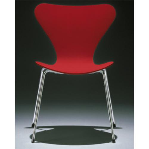 3107 modell serie 7 stuhl fritz hansen arne jacobsen stahlrohrstuhl designklassiker 3207. Black Bedroom Furniture Sets. Home Design Ideas