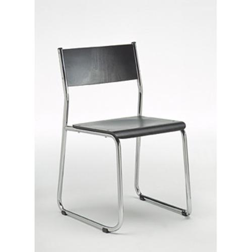 magis chair one poliert aluminium konstantin grcic vier. Black Bedroom Furniture Sets. Home Design Ideas