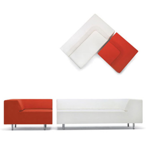 Easy Block Sofa System - Offecct - Jean Marie Massaud Polstersofa