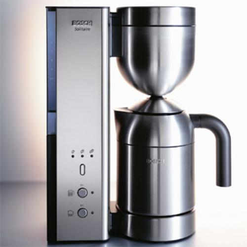Bosch solitaire kaffeemaschine