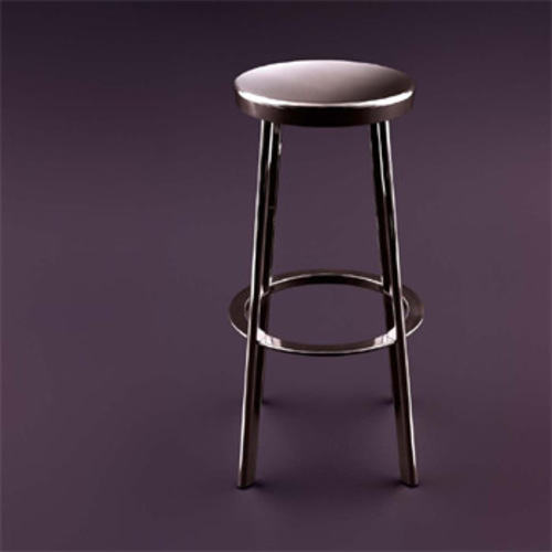 magis deja vu stool barhocker h he 76 cm aluminium naoto fukasawa. Black Bedroom Furniture Sets. Home Design Ideas