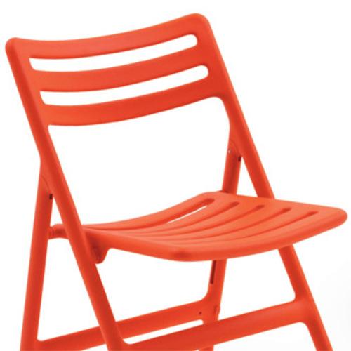 Folding Air Chair Magis Klappstuhl Jasper Morrison Plastikstuhl