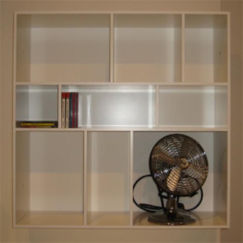 kubus regal authentics hertel klarhoefer b roregal regalsystem. Black Bedroom Furniture Sets. Home Design Ideas