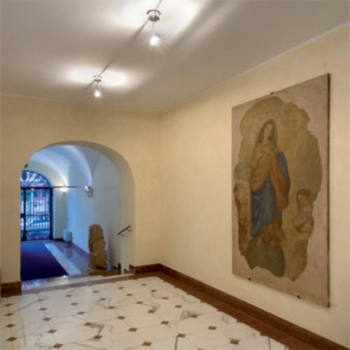 Fontana Arte Scintilla Hängeleuchte AT1SL50NS Castiglioni Deckenleuchte