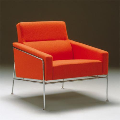 fritz hansen serie 3300 sessel arne jacobsen polstersessel. Black Bedroom Furniture Sets. Home Design Ideas