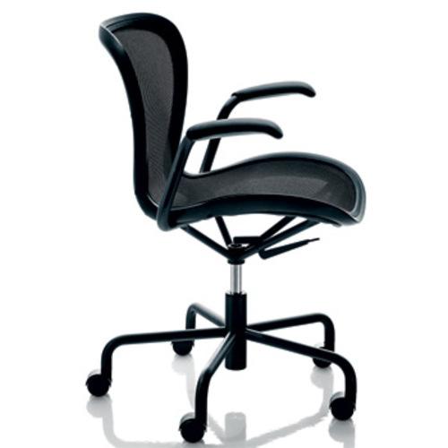 magis annett drehstuhl rollen b rostuhl armlehnen schreibtischstuhl. Black Bedroom Furniture Sets. Home Design Ideas