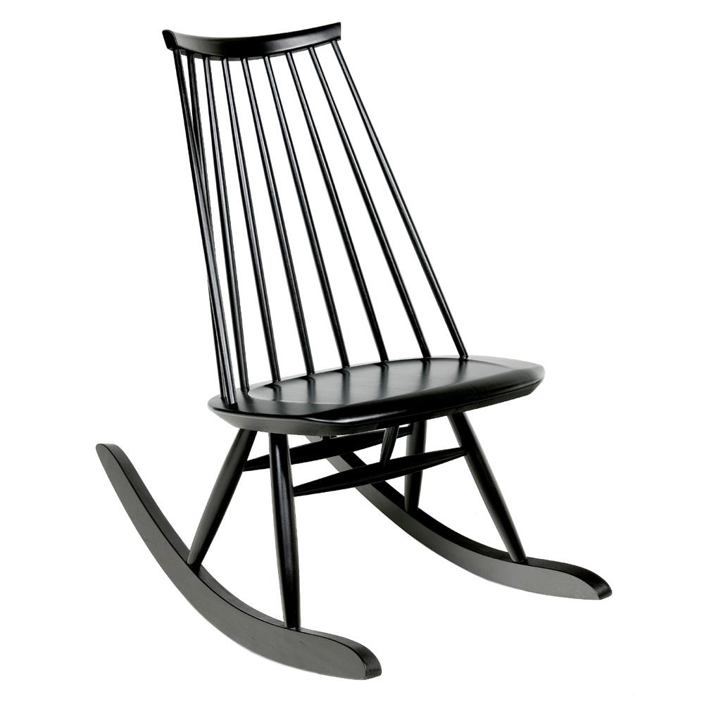 Artek mademoiselle rocking chair schaukelstuhl ilmari for Schaukelstuhl tapiovaara