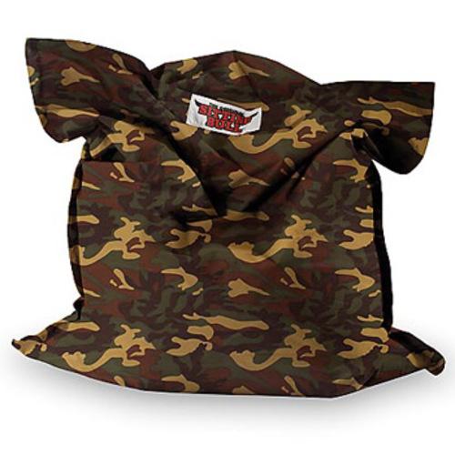 sitting bull sitzsack camouflage sitzkissen bodenkissen xxl. Black Bedroom Furniture Sets. Home Design Ideas