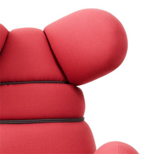 normann copenhagen bunny sessel rosa chair iskos berlin. Black Bedroom Furniture Sets. Home Design Ideas