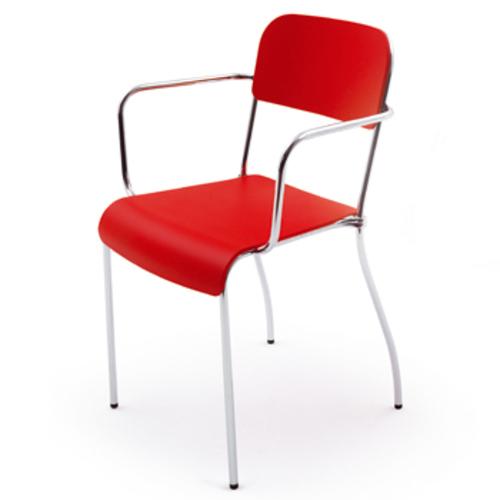 Magis centomila sedia stuhl mit armlehnen james irvine for Stuhl magis