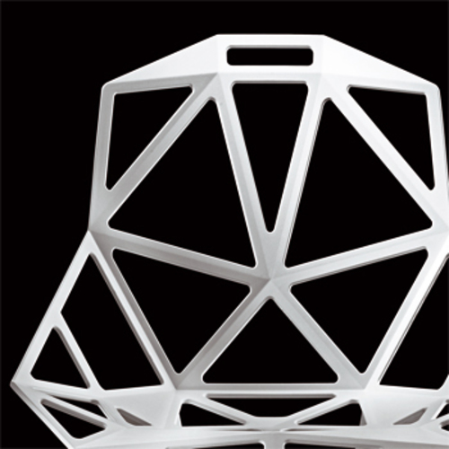magis chair one 4star viersternfu aluminiumstuhl konstantin grcic. Black Bedroom Furniture Sets. Home Design Ideas