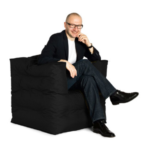 Sitting Bull Couch I Sessel Outdoor Stefan Diez Loungesessel