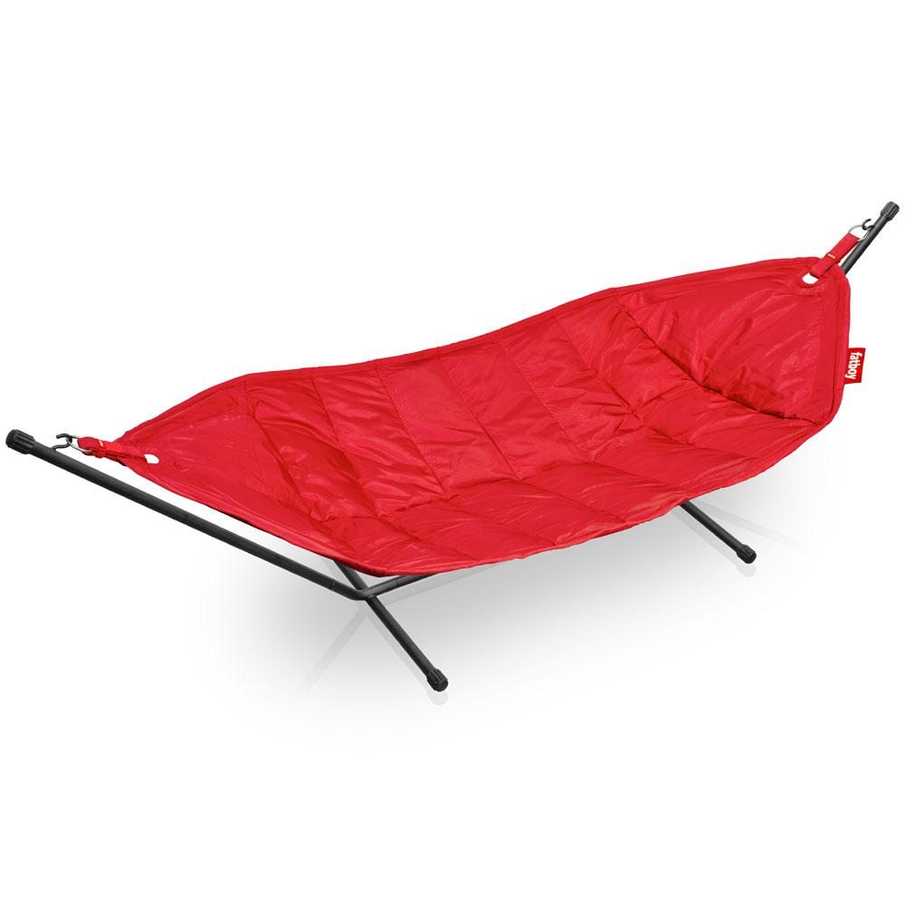 fatboy headdemock h ngematte rot red alex bergman. Black Bedroom Furniture Sets. Home Design Ideas