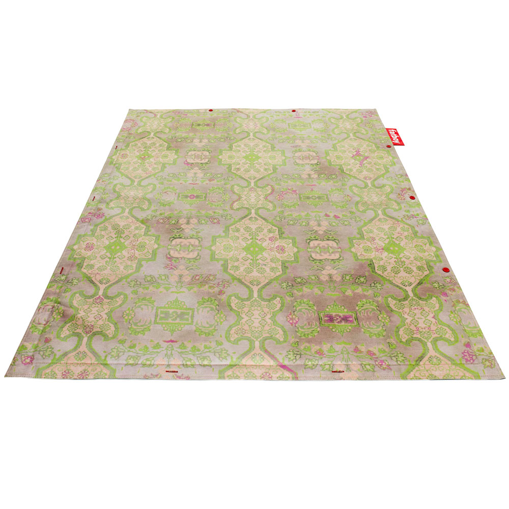 Non Flying Carpet Teppich Small Persian Lime Muster / Limette - Fatboy 900.6401 - Alex Bergman
