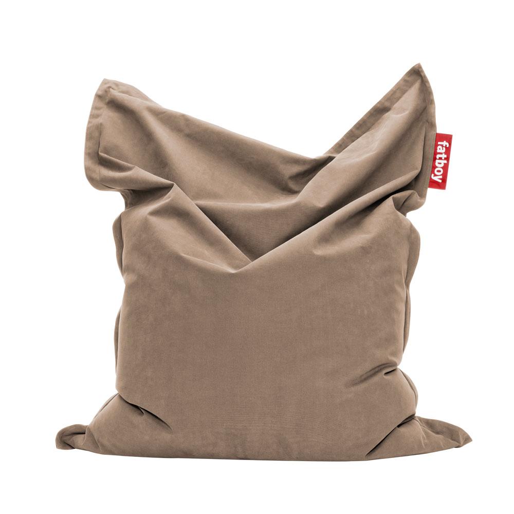 fatboy stonewashed sitzsack sand sitzkissen alex bergman. Black Bedroom Furniture Sets. Home Design Ideas