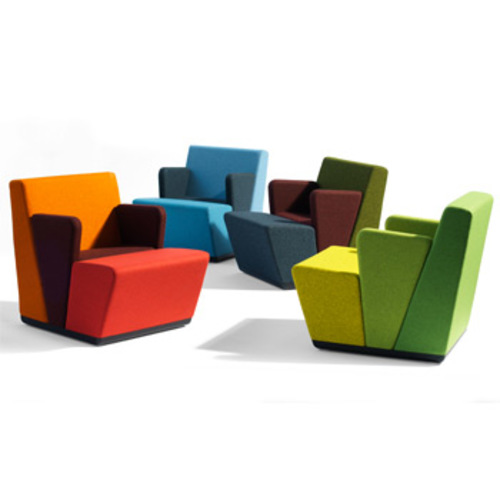 Fellow S30 Club Chair & Sofa - Bla Station - Fredrik Mattson Polstersessel