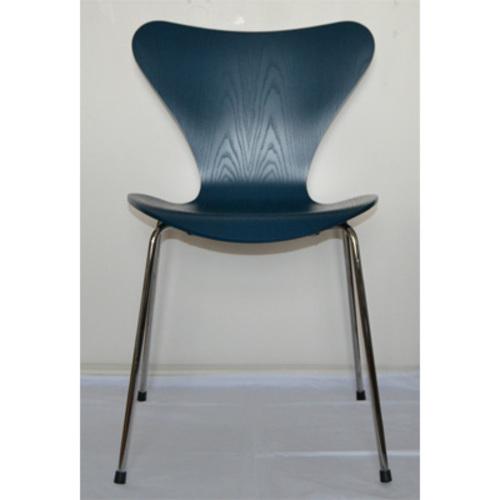3107 stuhl petrolblau fritz hansen serie 7 arne jacobsen designstuhl 765 - Arne jacobsen stuhl serie 7 ...