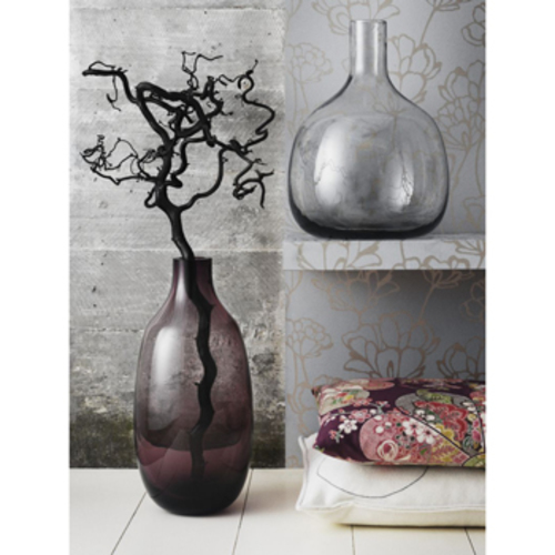 holmegaard gorgeous lila bodenvase blumenvase glas maria. Black Bedroom Furniture Sets. Home Design Ideas