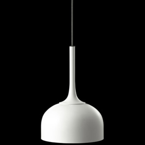 hang lamp normann copenhagen small white wei deckenleuchte. Black Bedroom Furniture Sets. Home Design Ideas