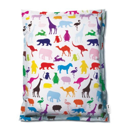 sitting bull happy zoo mini bull sitzsack kinder fashion. Black Bedroom Furniture Sets. Home Design Ideas