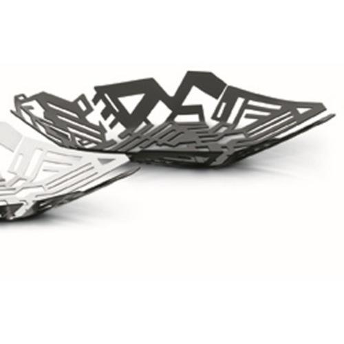 alessi kr02 hellraiser obstkorb zitruskorb schale karim rashid design. Black Bedroom Furniture Sets. Home Design Ideas