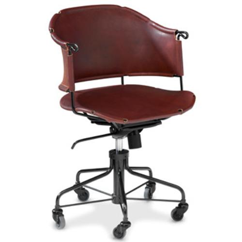 lapalma thin s19 armlehnenstuhl b rostuhl schreibtisch leder schwarz. Black Bedroom Furniture Sets. Home Design Ideas