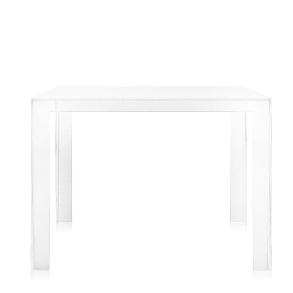 Kartell Invisible Table Tisch Glasklar Tokujin Yoshioka