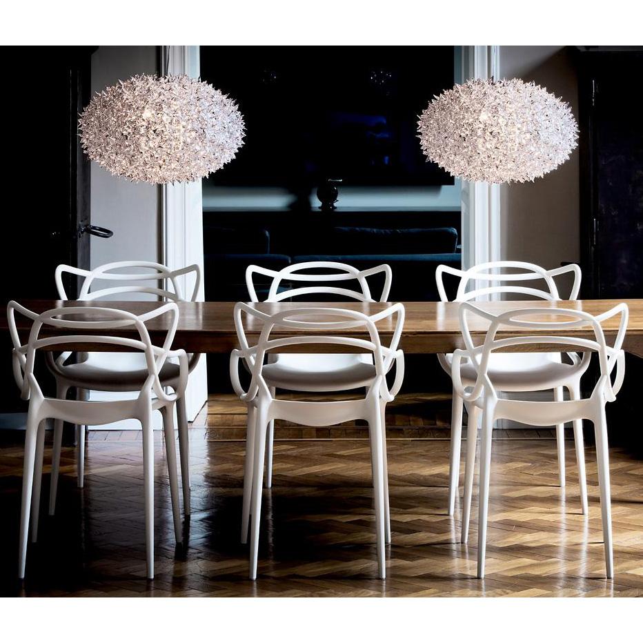 Kartell Masters Stuhl Weiß Philippe Starck & Eugeni