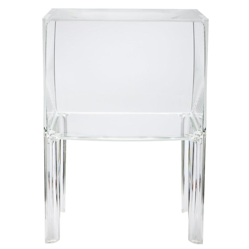 Kartell Small Ghost Buster Glasklar Kommode Nachttisch ...