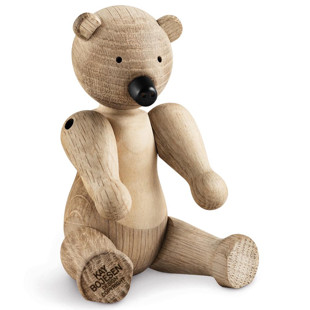 Kay bojesen the bear b r holzfigur deko tier rosendahl - Wohnung rosendahl ...