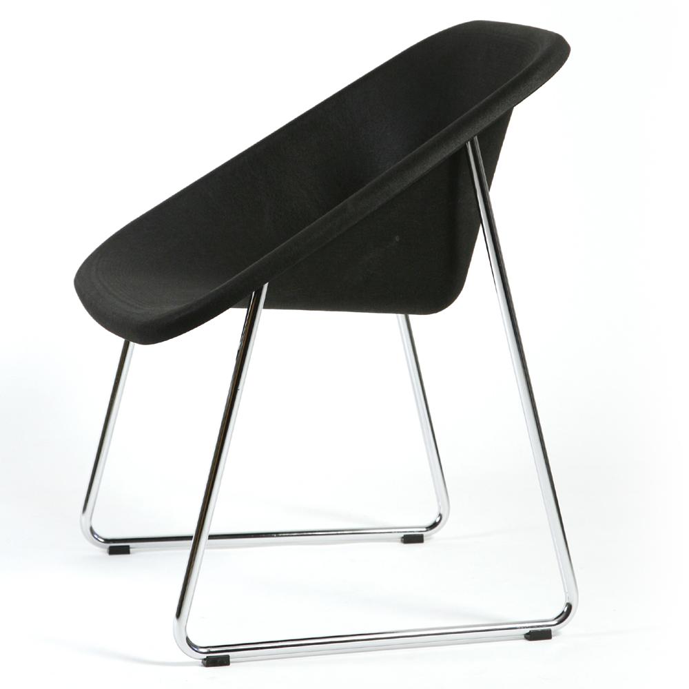 filzauflage stuhl great filz sitzauflage geeignet fr vitra eames sidechair with filzauflage. Black Bedroom Furniture Sets. Home Design Ideas