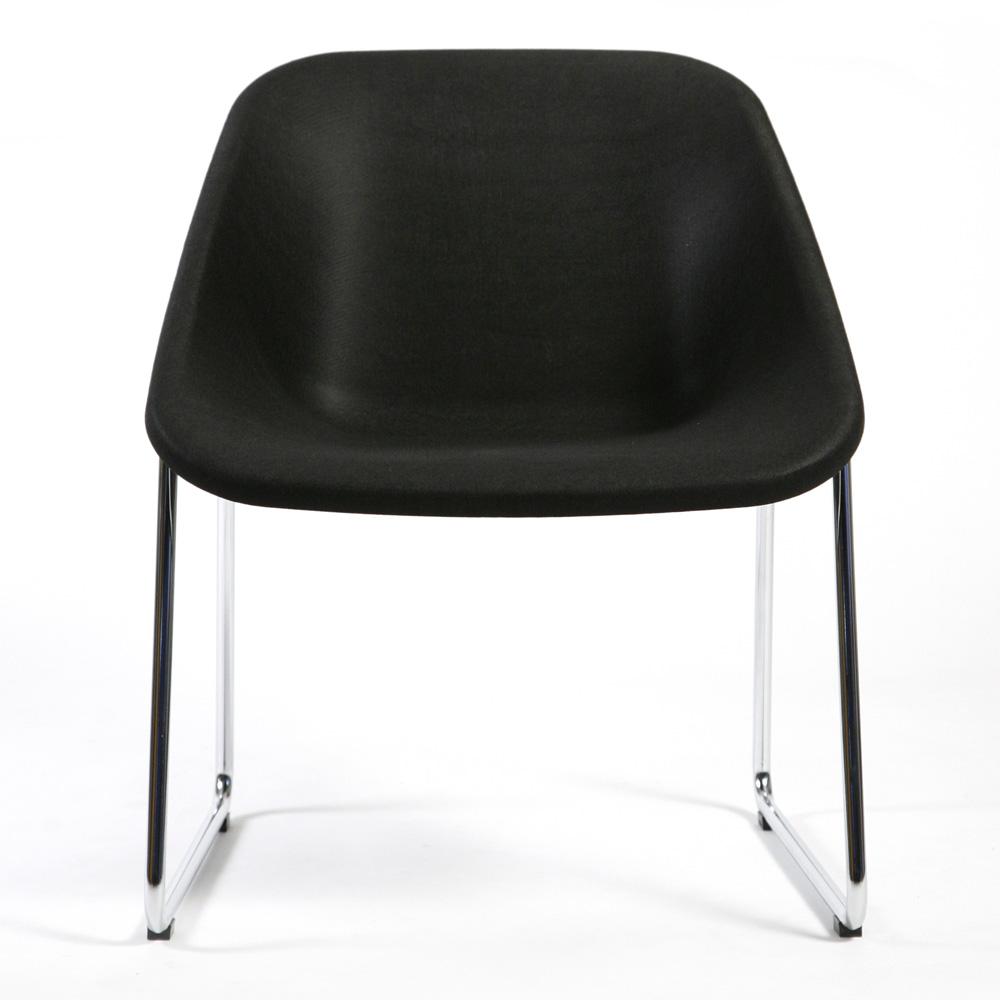 inno kola light stuhl schwarze sitzschale filz interior mikko laakkonen. Black Bedroom Furniture Sets. Home Design Ideas