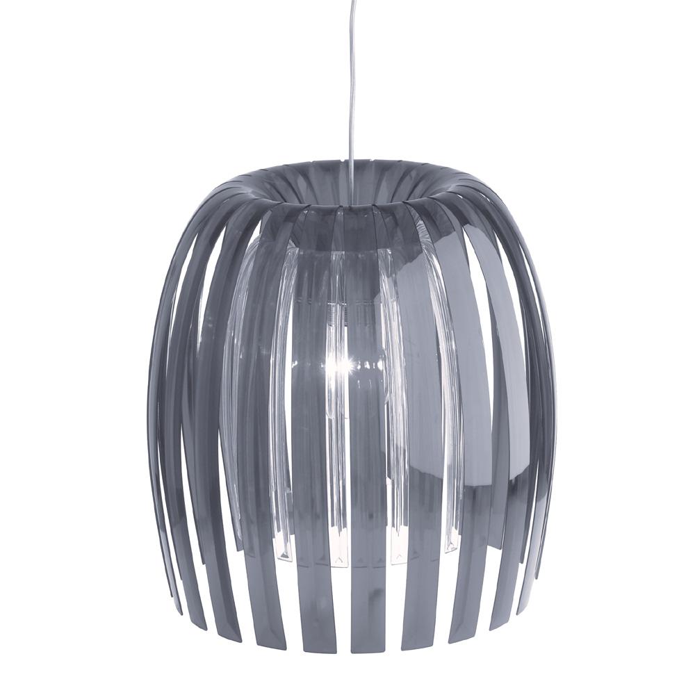 josephine royal pendelleuchte koziol transparent anthrazit. Black Bedroom Furniture Sets. Home Design Ideas