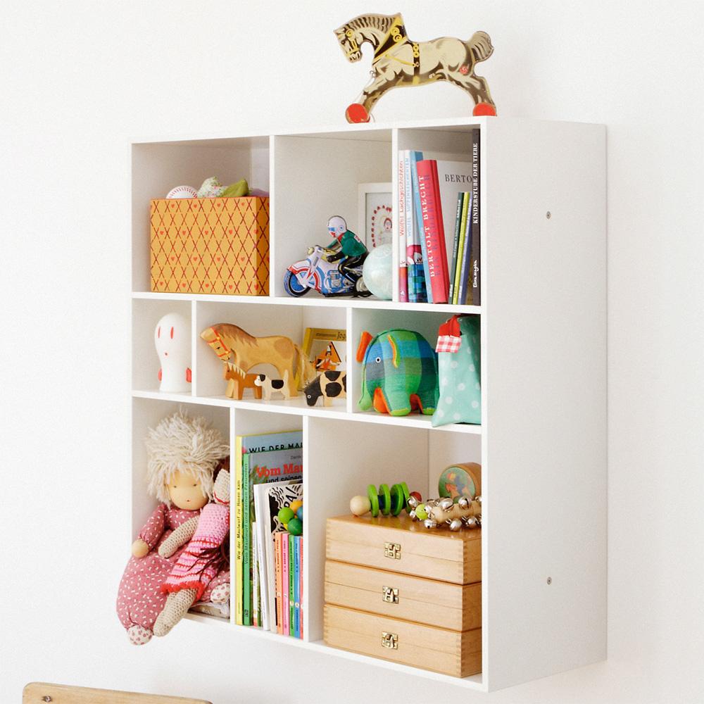authentics kubus regal wei hertel klarhoefer raumtrenner design. Black Bedroom Furniture Sets. Home Design Ideas