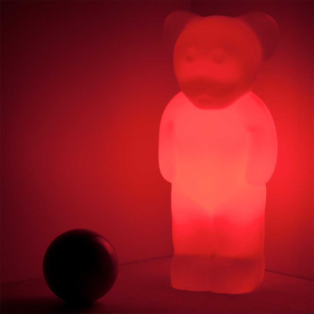 lumib r led authentics leuchte indoor leuchtb r klein leidig tier design. Black Bedroom Furniture Sets. Home Design Ideas