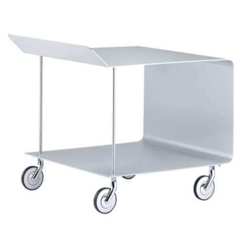 Rollwagen Rollcontainer Möbel Küche PC Büro Stahlrohr Kunststoff ...