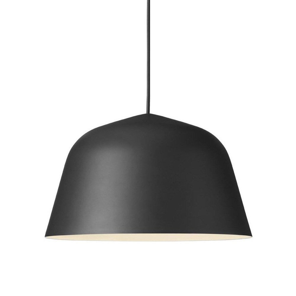 Ambit Pendant Schwarz/ Black - Muuto 15205 - TAF Architects