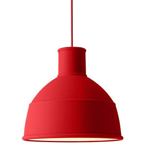 Unfold Pendant Dusty Red - Muuto 9009 - Form Us With Love