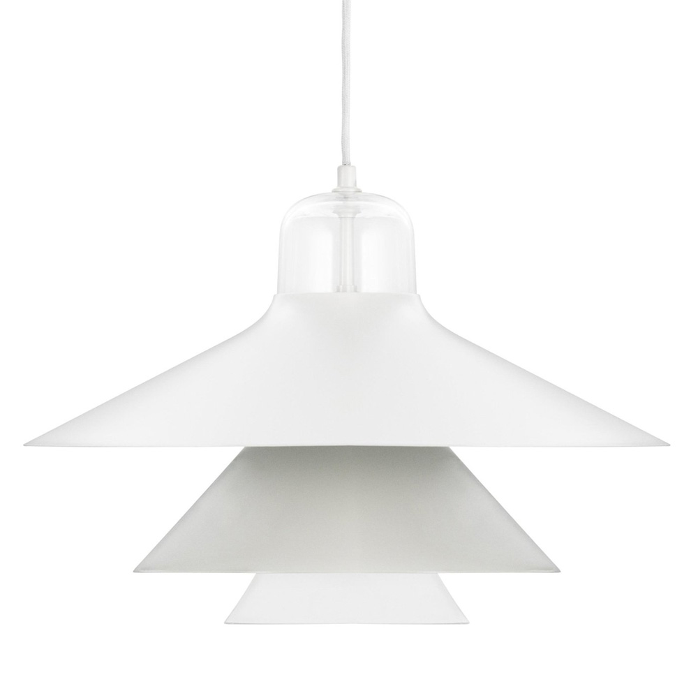 Ikono Lamp Large Grey - Normann Copenhagen 502304 - Simon Legald